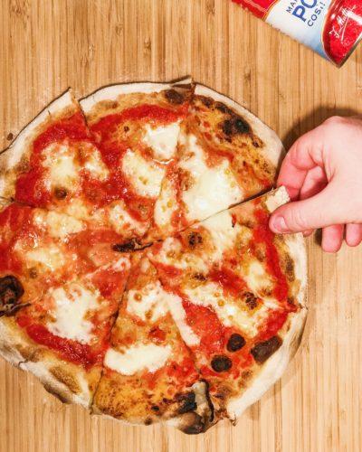 Fatt 'na pizza.